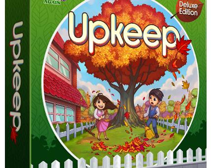 Upkeep is now LIVE on Kickstarter