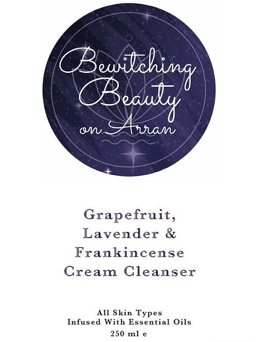 BBOA-Cream Cleanser for all skin types
