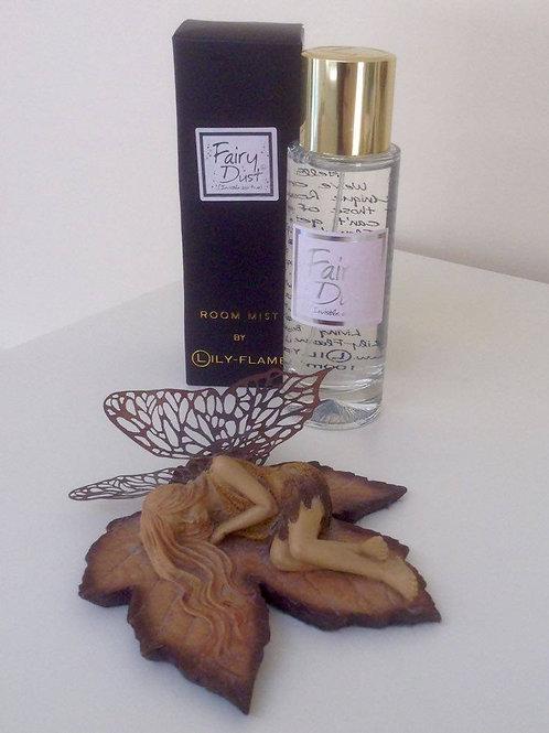 Lily-Flame Fairy Dust Room Mist Spray
