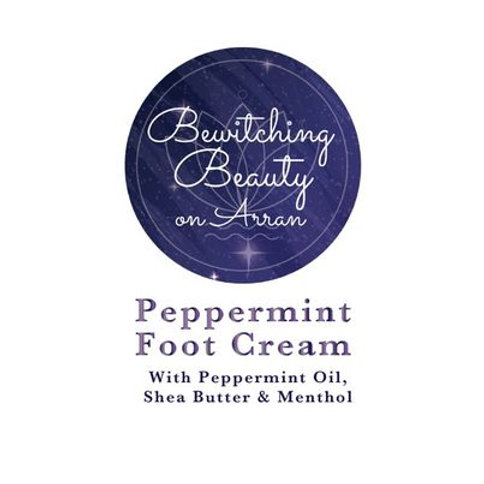 FOOT CREAM COOLING FOOT CREAM WITH PEPPERMINT