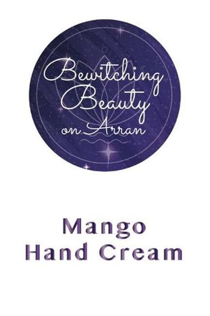 HAND CREAM HYDRATING HAND CREAM WITH MANGO