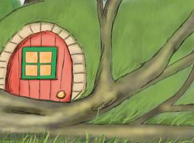 Het Scheppingsverhaal van Eth, deel 6:   De Schaduwspinnen uit het Schimmenrijk