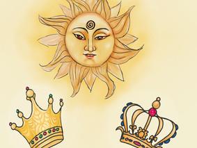 Het scheppingsverhaal van Eth deel 4: Het kroningsfeest