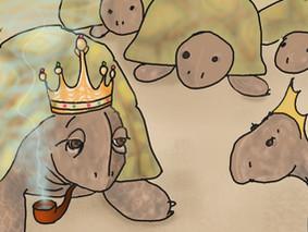 Het Scheppingsverhaal van Eth, deel 5:  De Grote Samenkomst