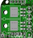 Reguladores com dissipador na própria PCI