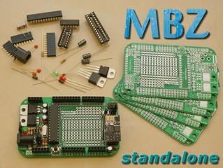MBZ Mega Pró Wifi - O Super Arduino