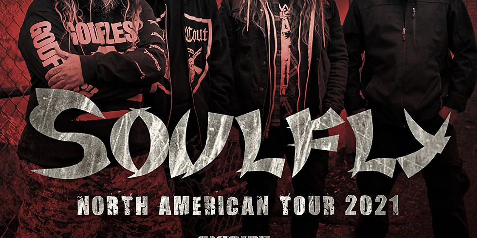 SOULFLY | SUICIDE PUPPETS | CENTRAL DISORDER | FROM THOSE ASHES