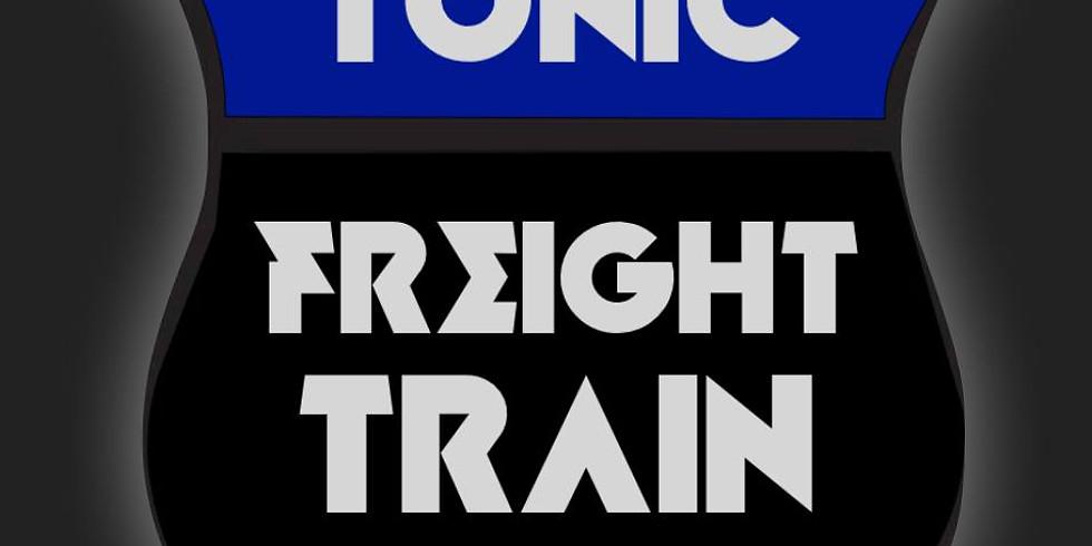 TOXIC FREIGHT TRAIN
