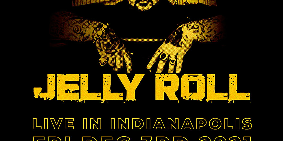 JELLY ROLL **AT THE PAVILION AT PAN AM**