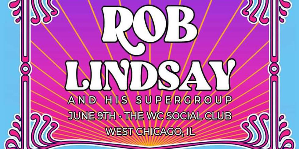 ROB LINDSAY & HIS SUPERGROUP | UNSTUCK | JON HAYES BAND | SPOOKY BOO