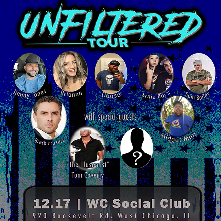 THE UNFILTERED TOUR