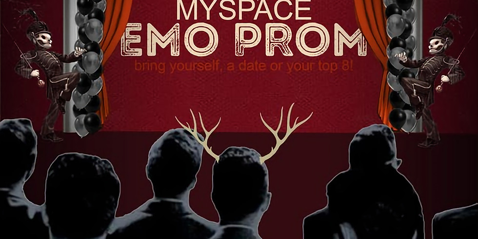 TAKING BACK EMO - MYSPACE EMO PROM