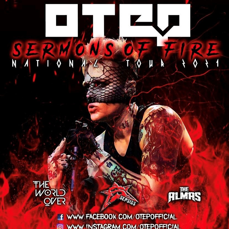 OTEP   THE WORLD OVER   SEPSISS   THE ALMAS