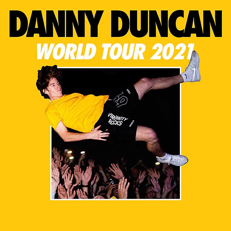 DANNY DUNCAN WORLD TOUR
