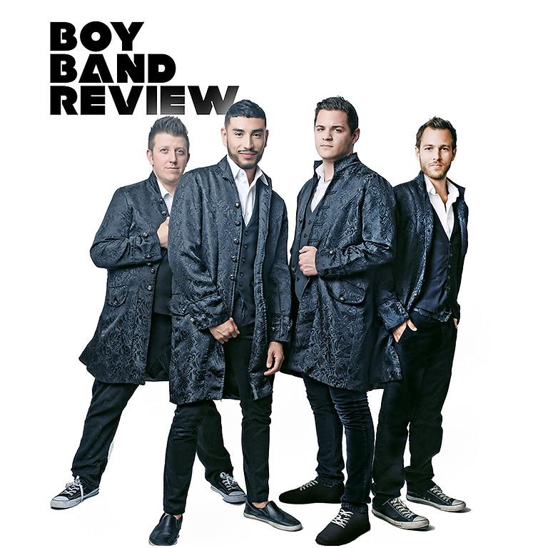 BOY BAND REVIEW (BOY BAND TRIBUTE)