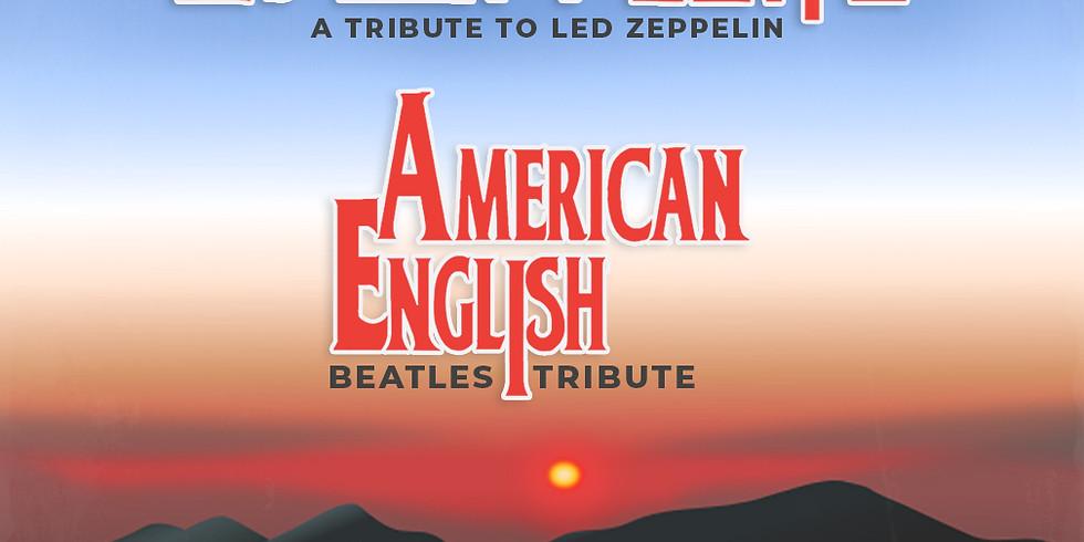 **CANCELED** LED ZEPPELIN 2 | AMERICAN ENGLISH