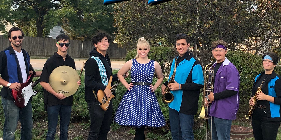 THE DYNAMIX - THE ULTIMATE CLASSICS COVER BAND