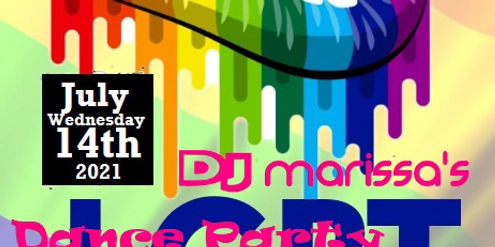 DJ MARISSA'S LBGT DANCE PARTY