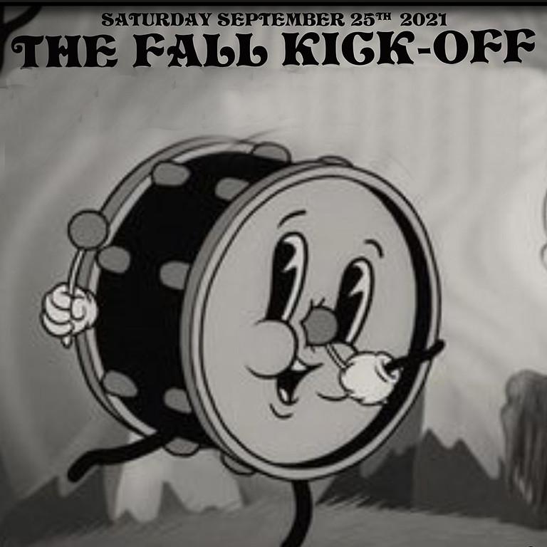 THE FALL KICK OFF