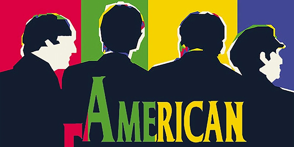 AMERICAN ENGLISH (A TRIBUTE TO THE BEATLES)