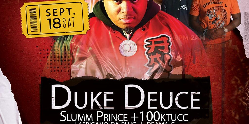 DUKE DEUCE