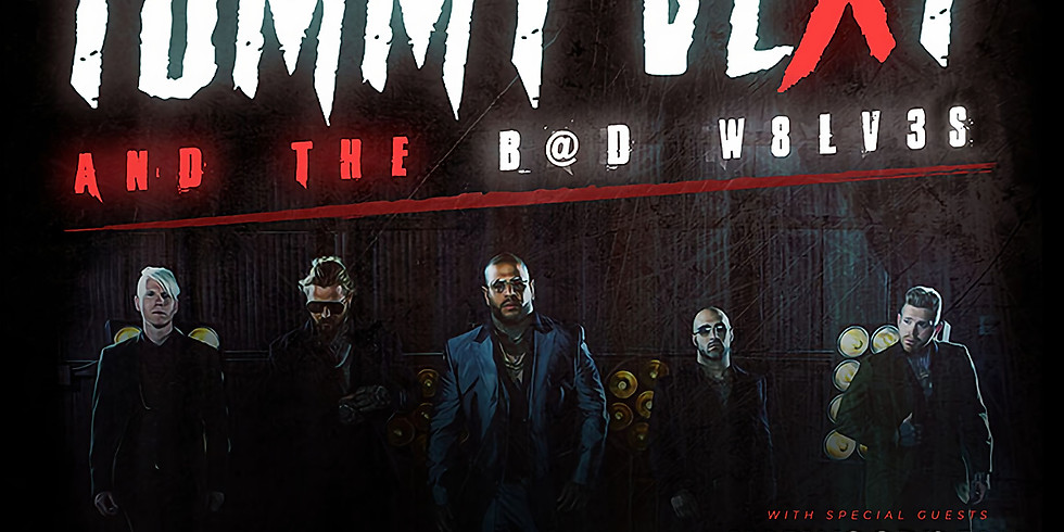 TOMMY VEXT & THE BAD WOLVES | MARWOOD'S FALL | THE RELEVANT
