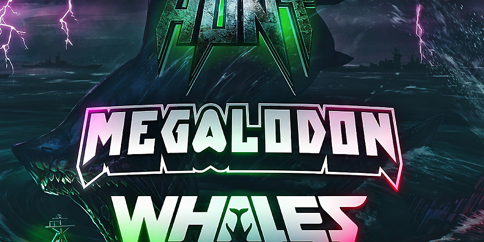 THE HUNT FT: MEGALODON **CANCELED**