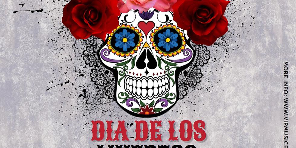 DIA DE LOS MUERTOS LATIN PARTY