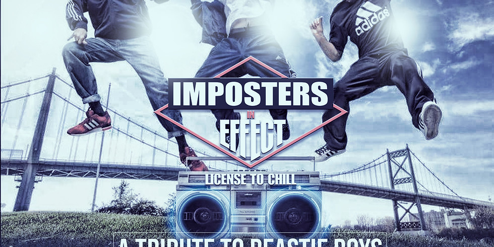 IMPOSTERS IN EFFECT (Beastie Boys tribute)
