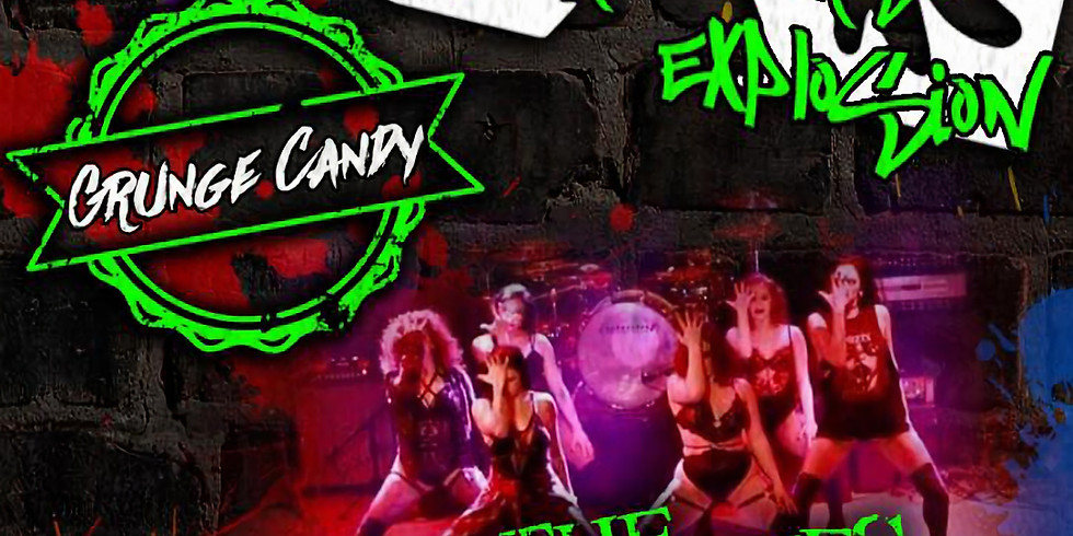 THE FRED DURST EXPLOSION (Limp Bizkit tribute) | THE VAUDETTES | GRUNGE CANDY