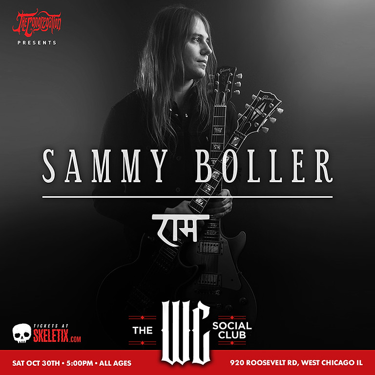 SAMMY BOLLER **EARLY SHOW**