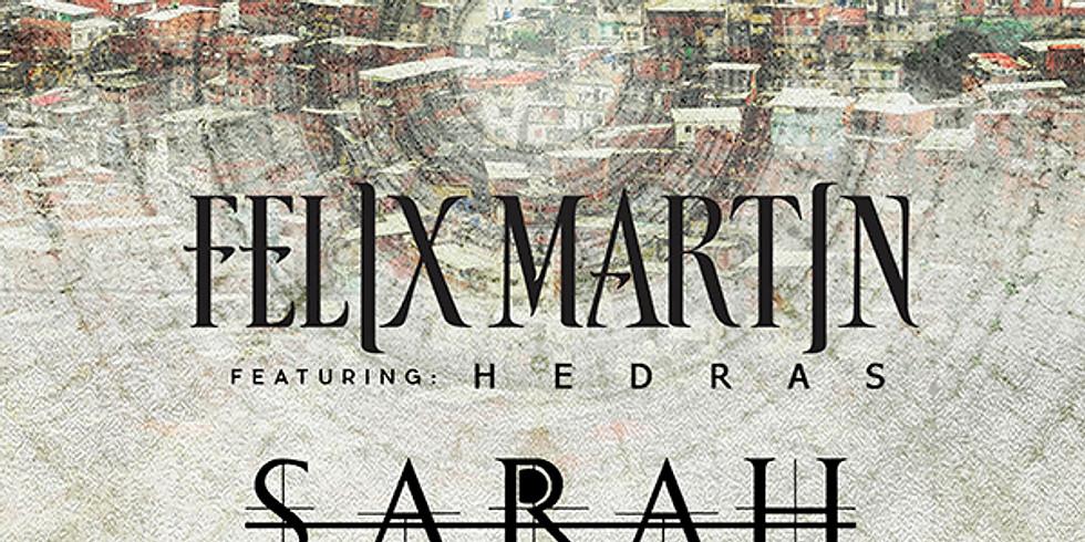 FELIX MARTIN | SARAH LONGFIELD | DIVINE MARTYR | RELICS