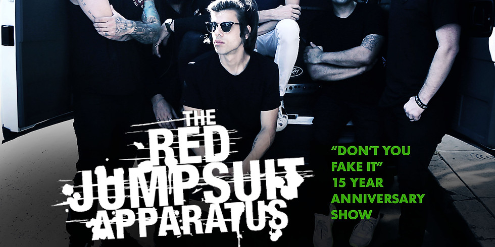 THE RED JUMPSUIT APPARATUS **POSTPONED**
