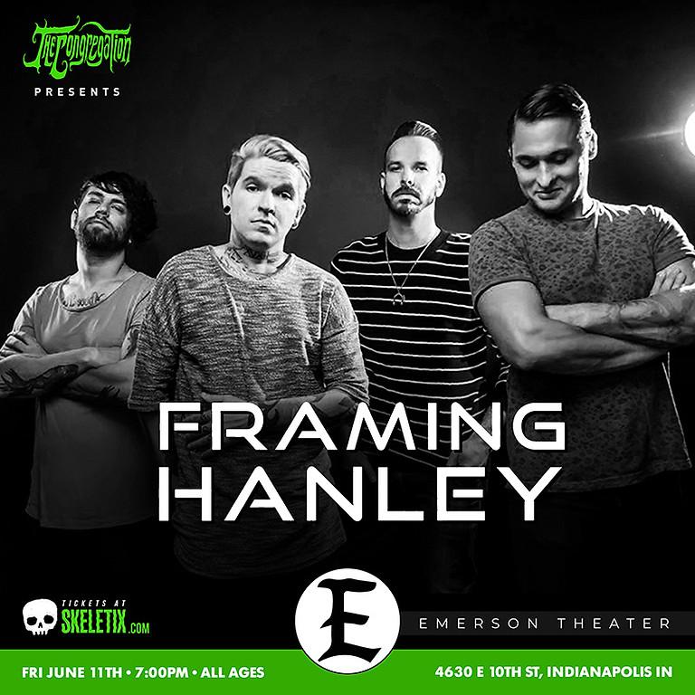 FRAMING HANLEY | EYE OF MALICE | STITCH | NO TRUE ENDING
