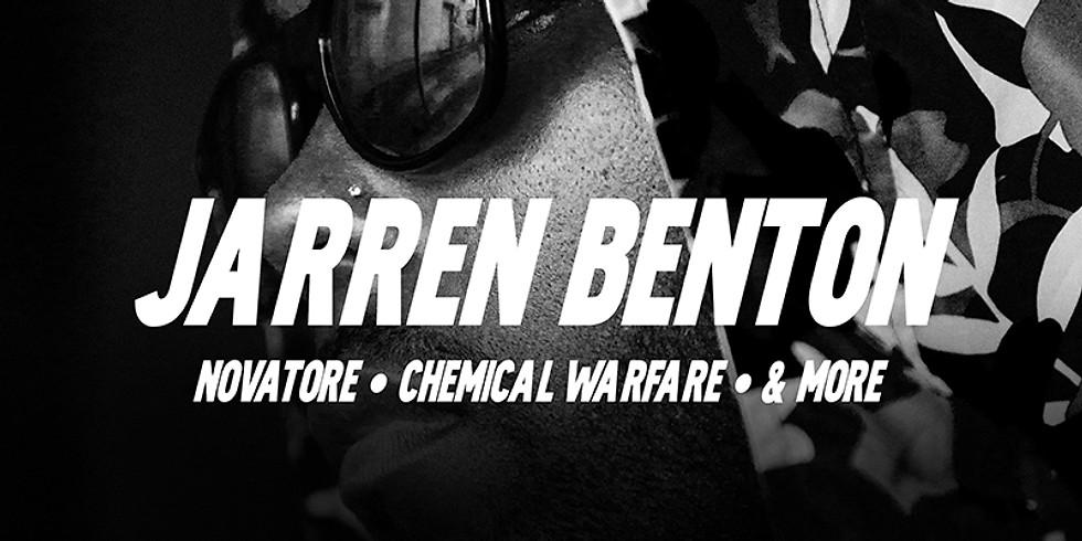 JARREN BENTON | NOVATORE | CHEMICAL WARFARE