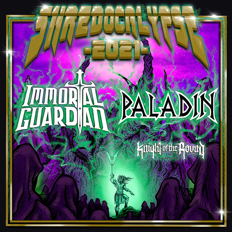 IMMORTAL GUARDIAN | PALADIN | KNIGHT OF THE ROUND | ACRACY