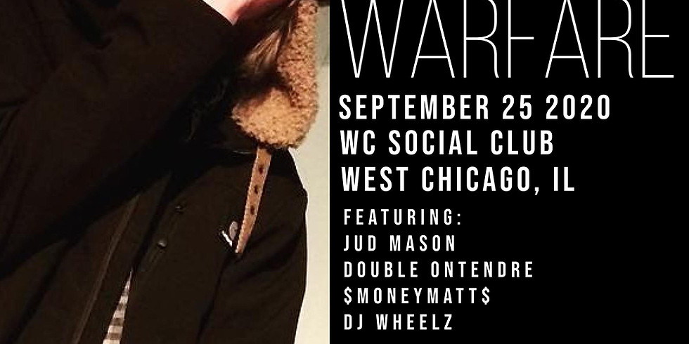 CHEMICAL WARFARE | JUD MASON | DOUBLE ONTENDRE | $MONEYMATT$ | DJ WHEELZ