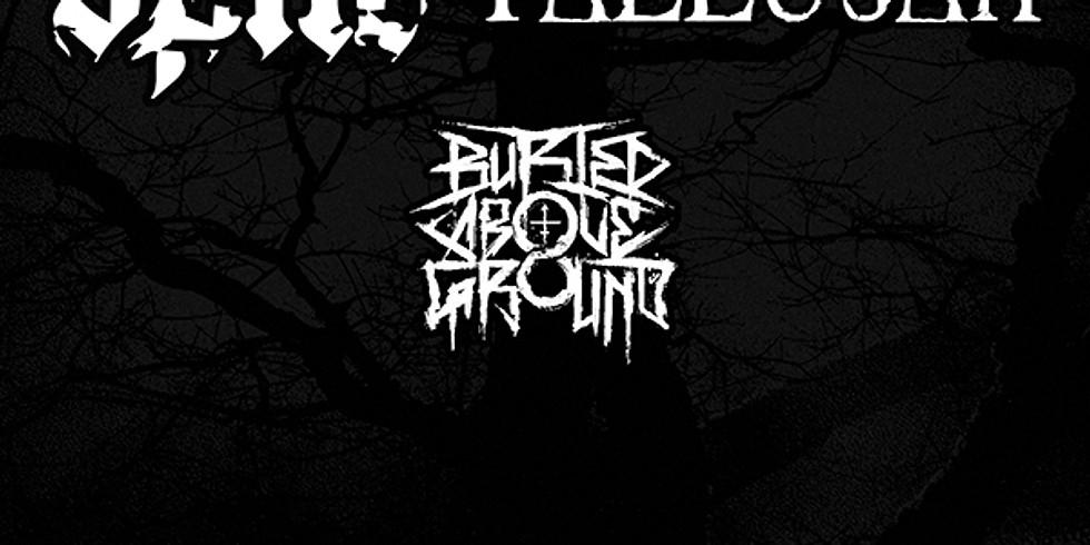 SPITE | FALLUJAH | BURIED ABOVE GROUND