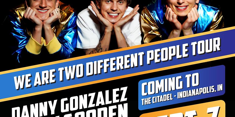 DANNY GONZALEZ | DREW GOODEN | KURTIS CONNER