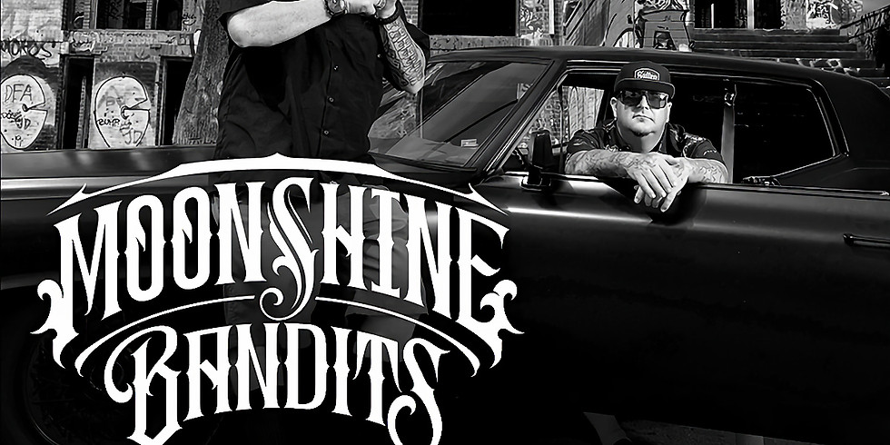 MOONSHINE BANDITS   COLE HOLLOW   BROTHERS GIANT   BRADLEY ALLEN COCO