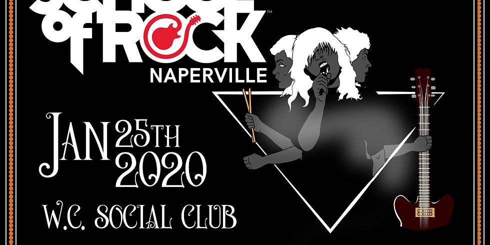 SCHOOL OF ROCK NAPERVILLE PERFORMS THE BEATLES, LED ZEPPELIN, FLEETWOOD MAC, & GREEN DAY