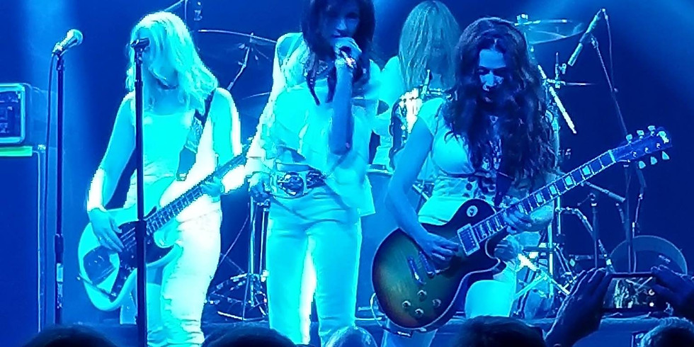 ZEPPARELLA: AN ALL FEMALE TRIBUTE TO LED ZEPPELIN