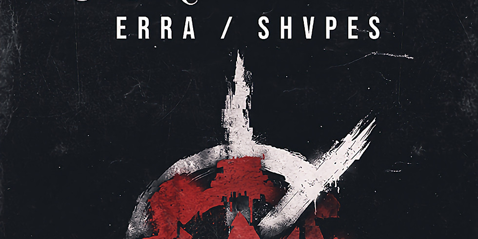 WE CAME AS ROMANS | CROWN THE EMPIRE | ERRA | SHVPES
