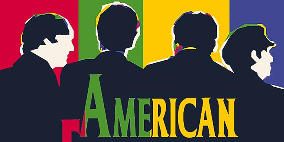 **LATE SHOW** AMERICAN ENGLISH: AMERICA'S #1 BEATLES TRIBUTE