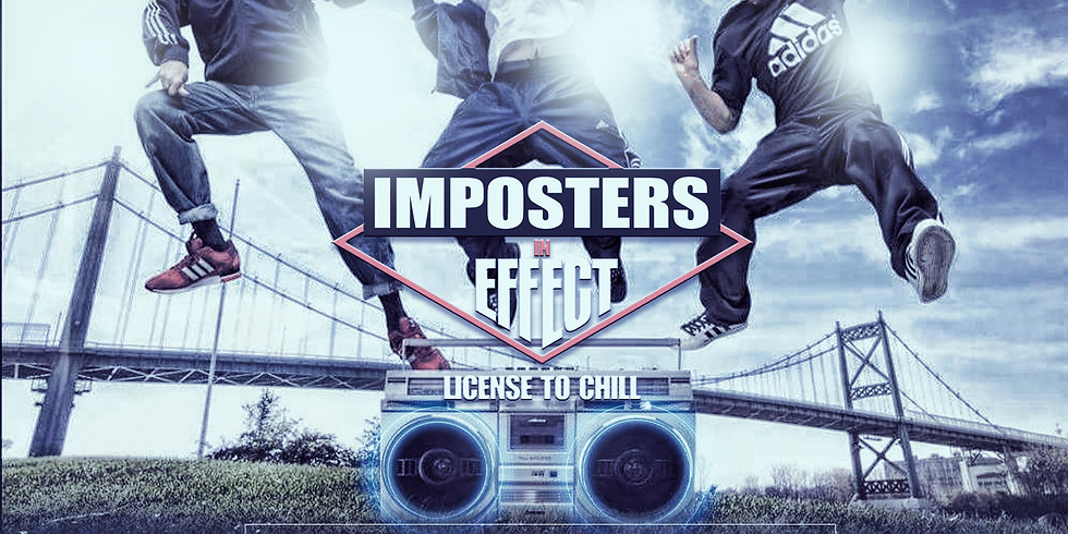 IMPOSTERS IN EFFECT (Beastie Boys tribute) | DOUBLE ONTENDRE