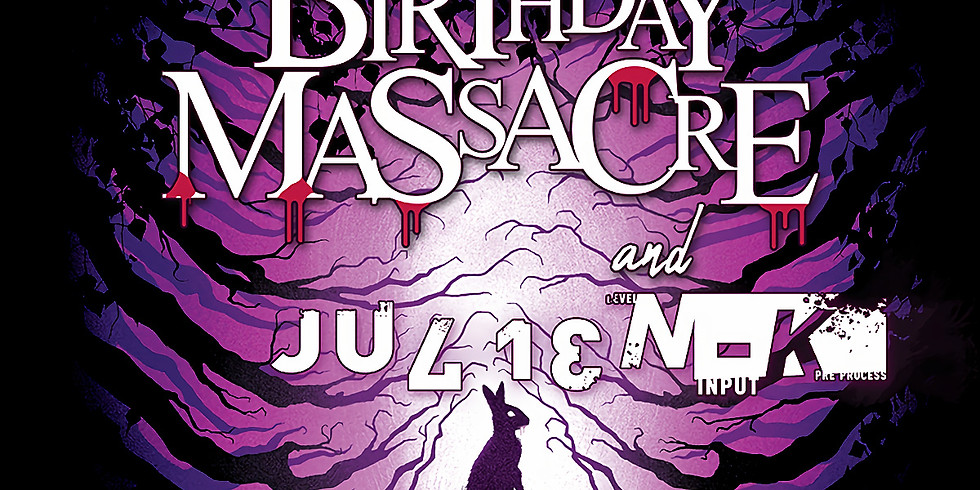 THE BIRTHDAY MASSACRE | JULIEN-K
