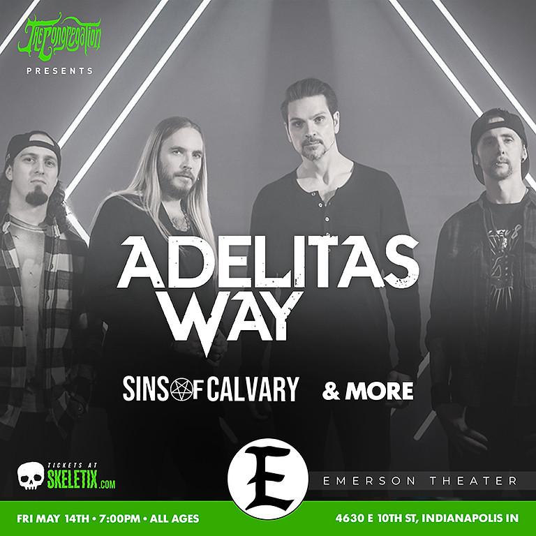 ADELITAS WAY | SINS OF CALVARY | ADIENCE