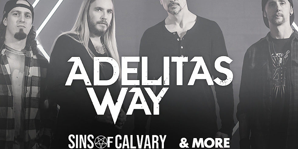 ADELITAS WAY | SINS OF CALVARY | ADIENCE