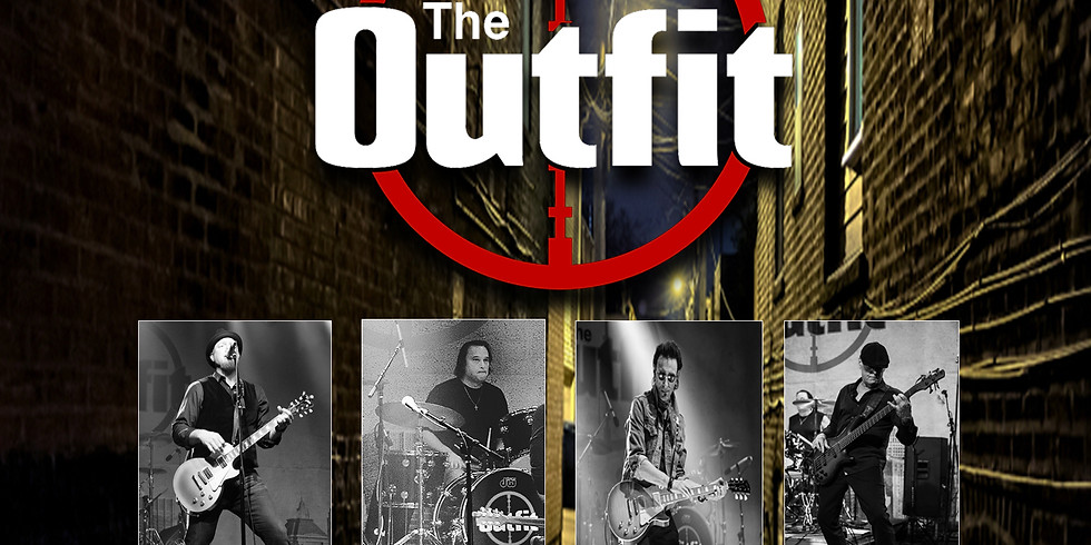 **POSTPONED** PAVEMENT ENTERTAINMENT PRESENTS: THE OUTFIT
