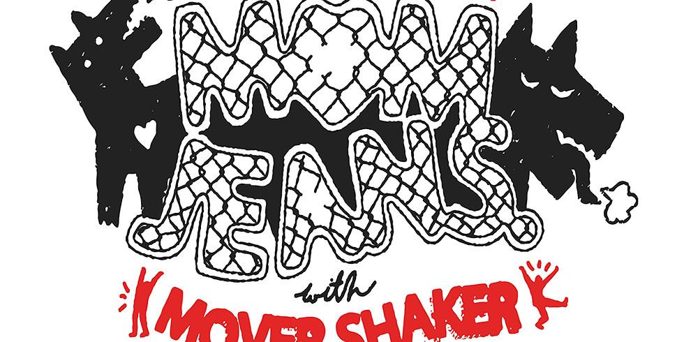 MOM JEANS | MOVER SHAKER | POOL KIDS